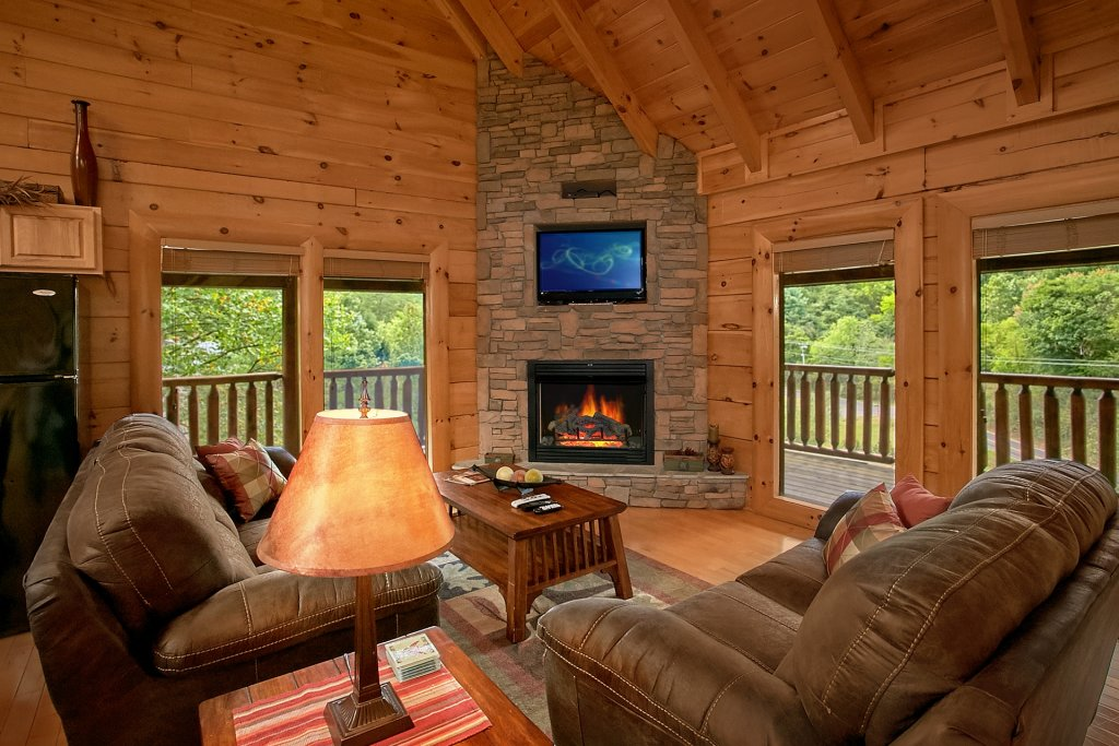 Photo of a Pigeon Forge Cabin named Autumn Blessings - This is the thirty-seventh photo in the set.