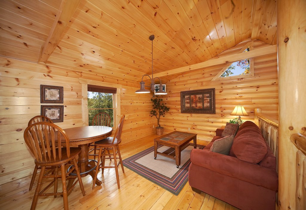 Photo of a Gatlinburg Cabin named Mountain Magic - This is the seventh photo in the set.