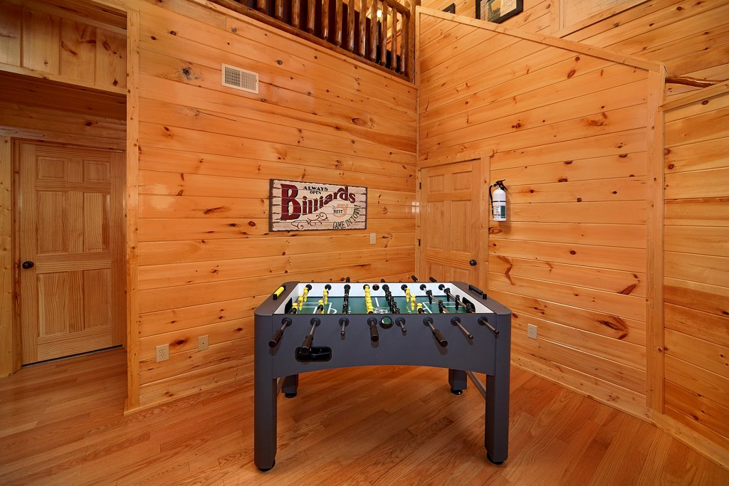 Photo of a Gatlinburg Cabin named Chalet D'amour - This is the seventh photo in the set.