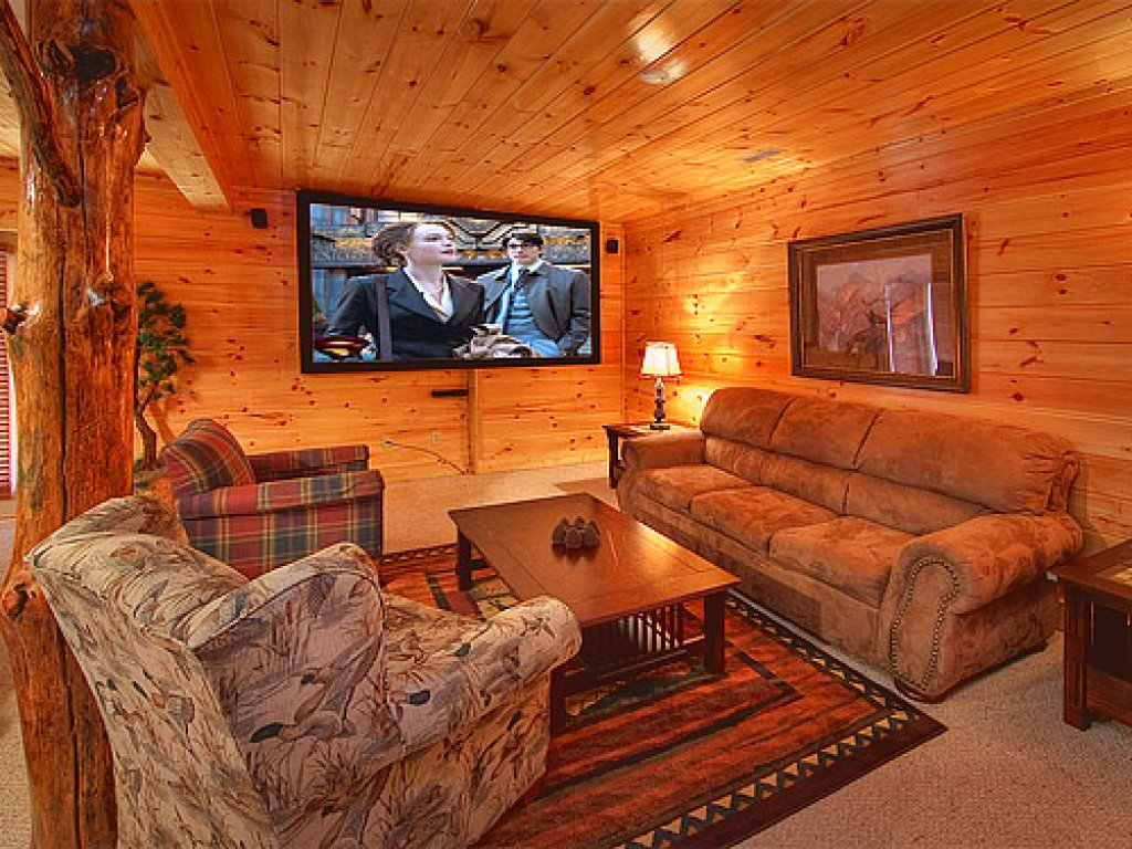 Photo of a Gatlinburg Cabin named Mountain Magic - This is the first photo in the set.