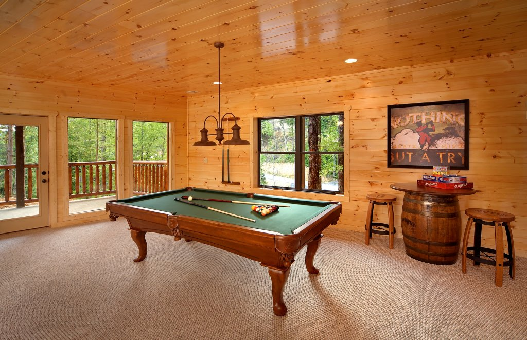 Photo of a Gatlinburg Cabin named Southern Philosophy - This is the eighth photo in the set.