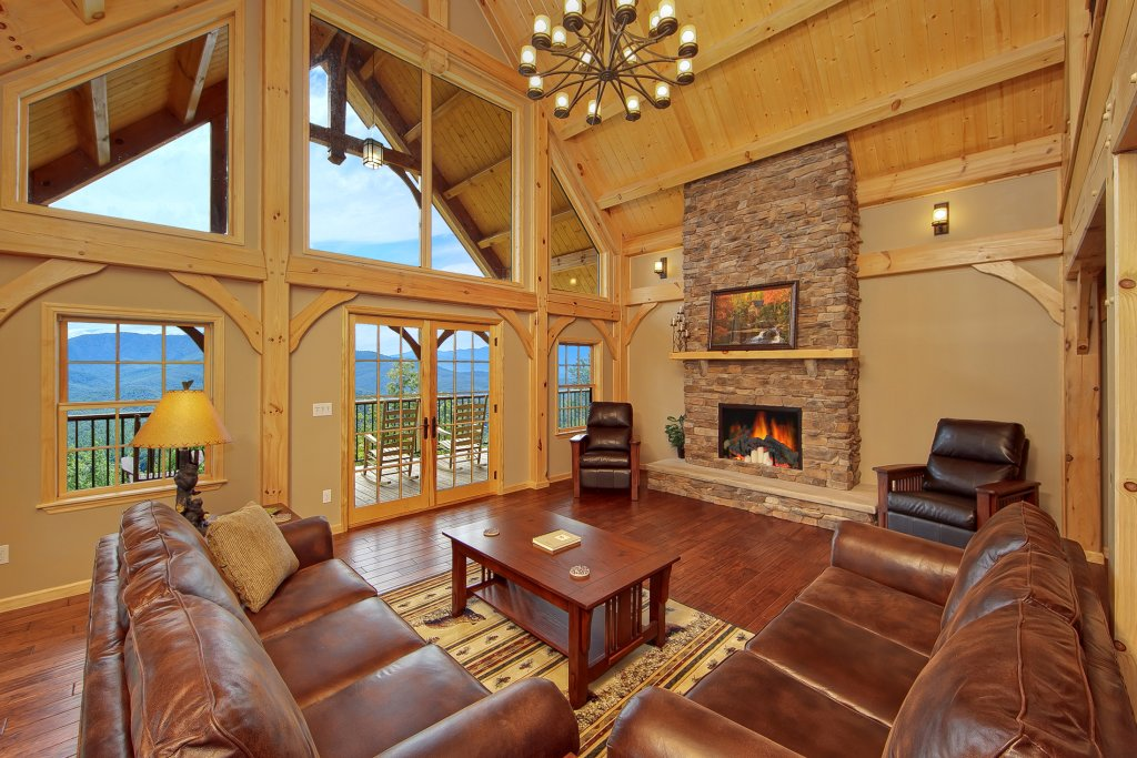 Photo of a Gatlinburg Cabin named Amazing Views Retreat - This is the ninth photo in the set.