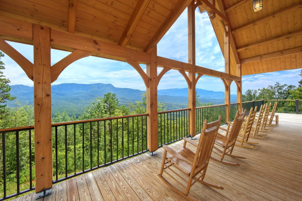 Photo of a Gatlinburg Cabin named Amazing Views Retreat - This is the third photo in the set.