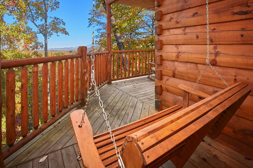 Photo of a Pigeon Forge Cabin named Pinnacle Vista - This is the seventh photo in the set.