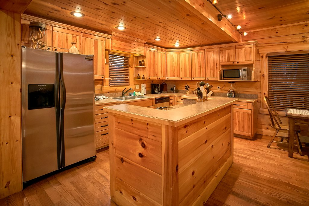 Photo of a Pigeon Forge Cabin named Pinnacle Vista - This is the nineteenth photo in the set.