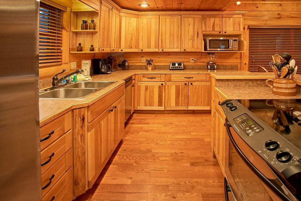 Photo of a Pigeon Forge Cabin named Pinnacle Vista - This is the seventeenth photo in the set.
