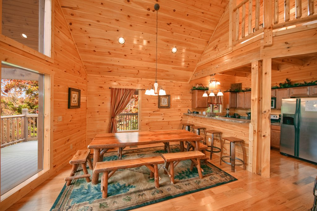 Photo of a Gatlinburg Cabin named Lazy Daze Lodge - This is the eleventh photo in the set.
