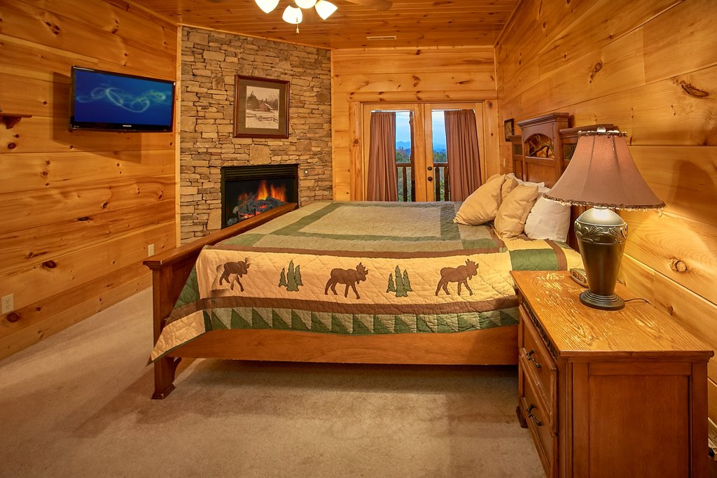 Photo of a Pigeon Forge Cabin named Pinnacle Vista - This is the thirty-first photo in the set.