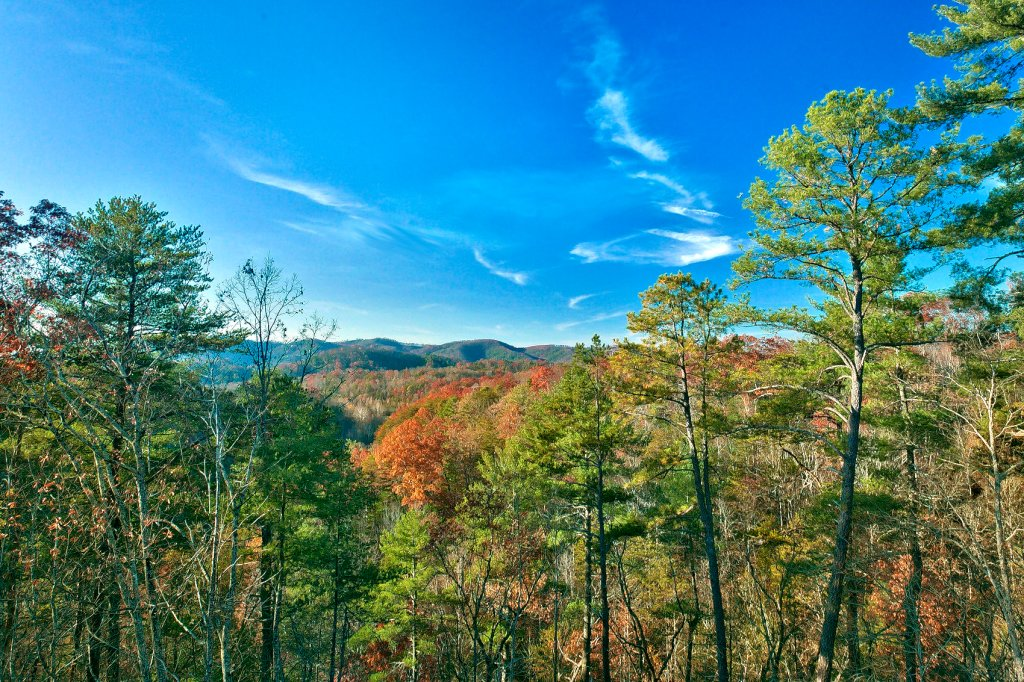 Photo of a Gatlinburg Cabin named Mountain Bliss - This is the second photo in the set.