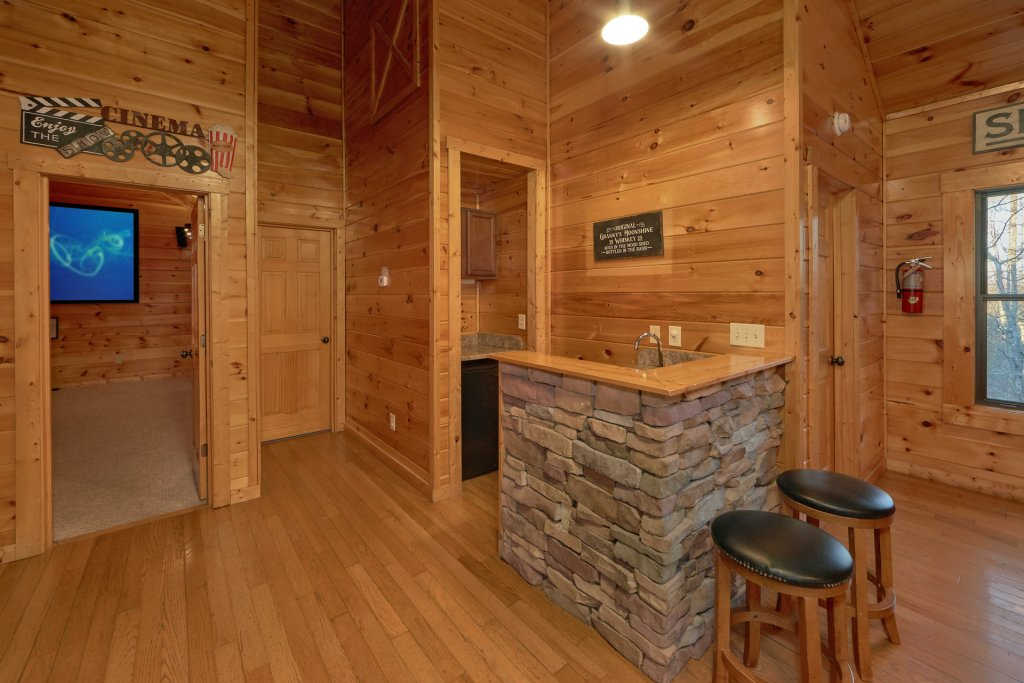 Photo of a Gatlinburg Cabin named A Smoky Hideaway - This is the seventh photo in the set.