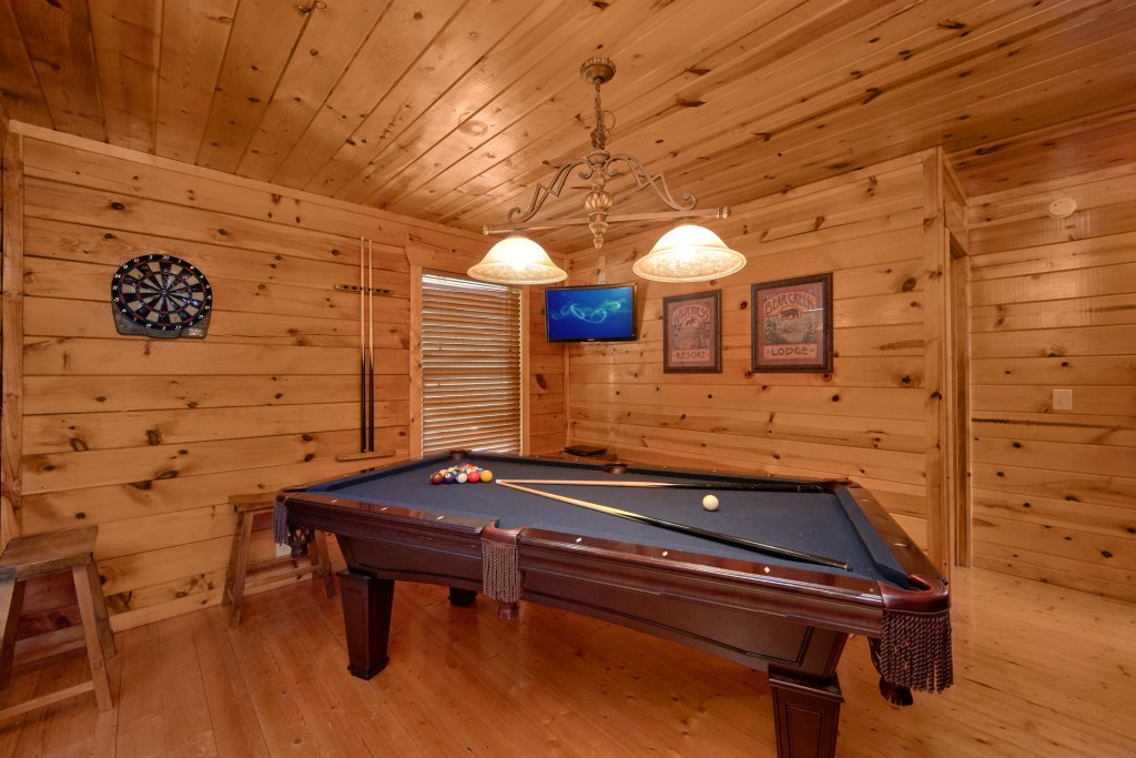 Photo of a Pigeon Forge Cabin named King's View - This is the sixth photo in the set.