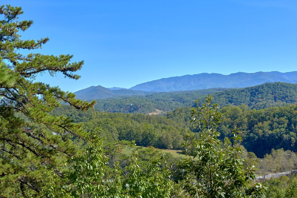 Photo of a Pigeon Forge Cabin named King's View - This is the ninth photo in the set.
