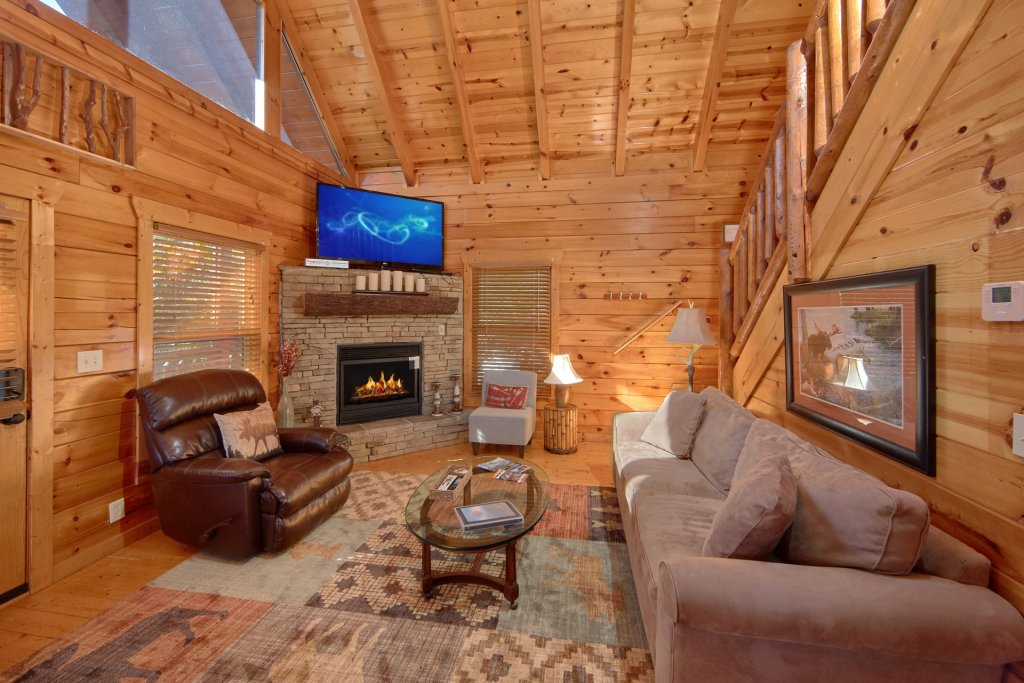 Photo of a Pigeon Forge Cabin named King's View - This is the fifteenth photo in the set.