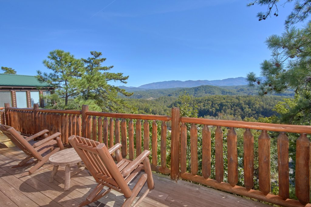 Photo of a Pigeon Forge Cabin named King's View - This is the eighth photo in the set.