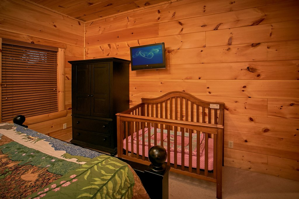 Photo of a Pigeon Forge Cabin named Pinnacle Vista - This is the twenty-ninth photo in the set.