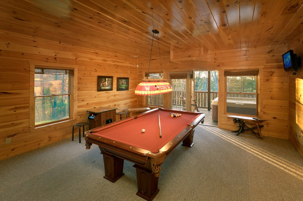 Photo of a Gatlinburg Cabin named Mountain Bliss - This is the ninth photo in the set.
