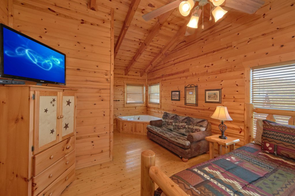 Photo of a Pigeon Forge Cabin named King's View - This is the twentieth photo in the set.