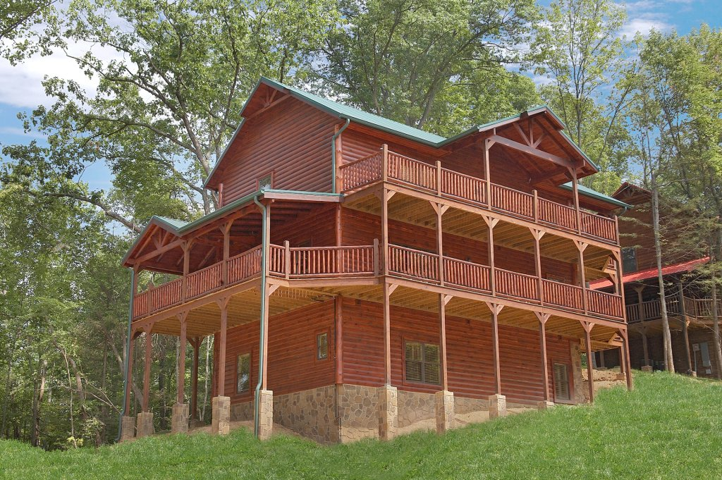 Photo of a Gatlinburg Cabin named A Smoky Hideaway - This is the twenty-ninth photo in the set.