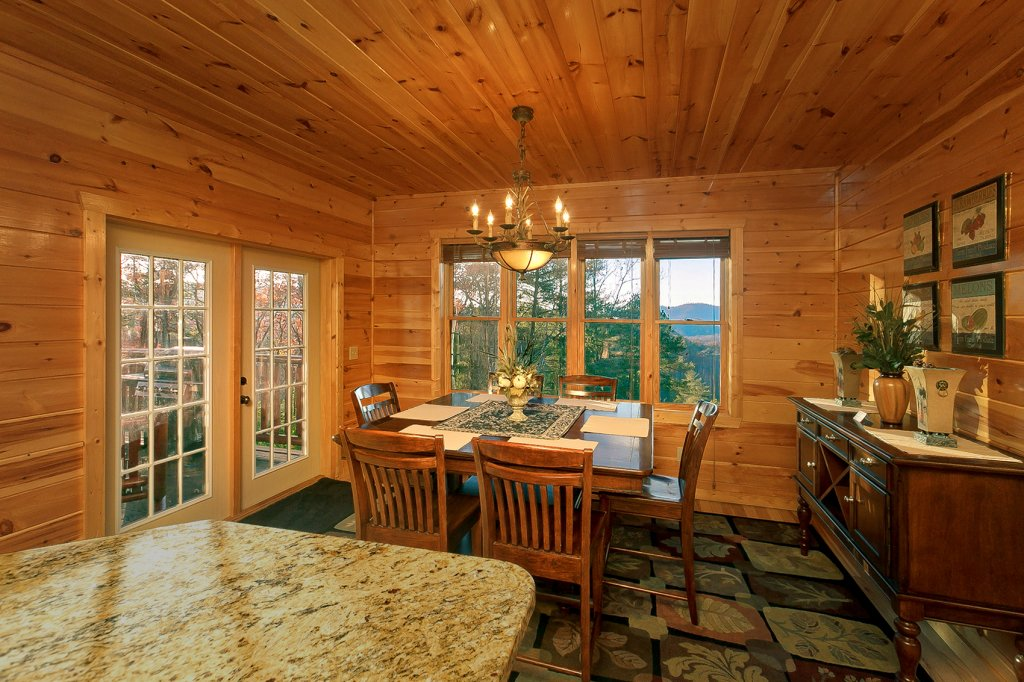 Photo of a Gatlinburg Cabin named Mountain Bliss - This is the fifteenth photo in the set.