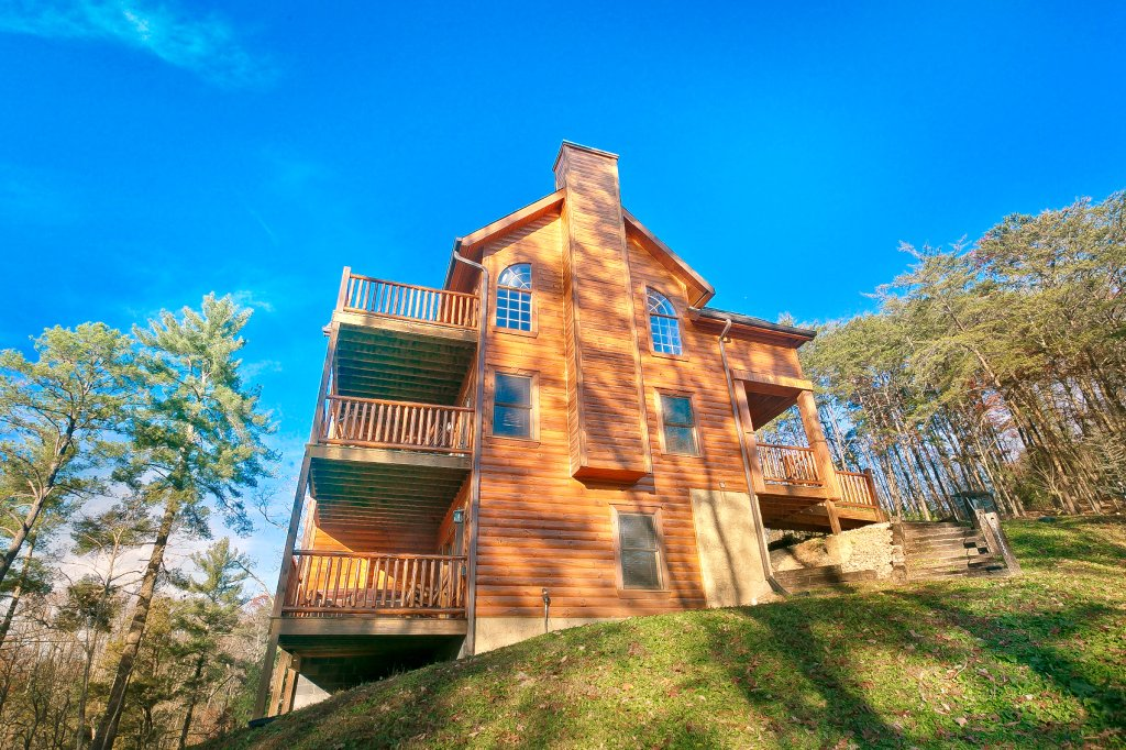 Photo of a Gatlinburg Cabin named Mountain Bliss - This is the twenty-third photo in the set.