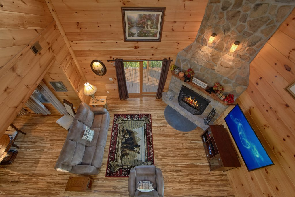 Photo of a Gatlinburg Cabin named Forever Young - This is the forty-seventh photo in the set.