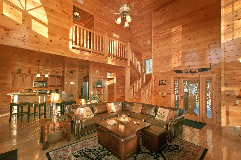 Photo of a Gatlinburg Cabin named Mountain Bliss - This is the twelfth photo in the set.