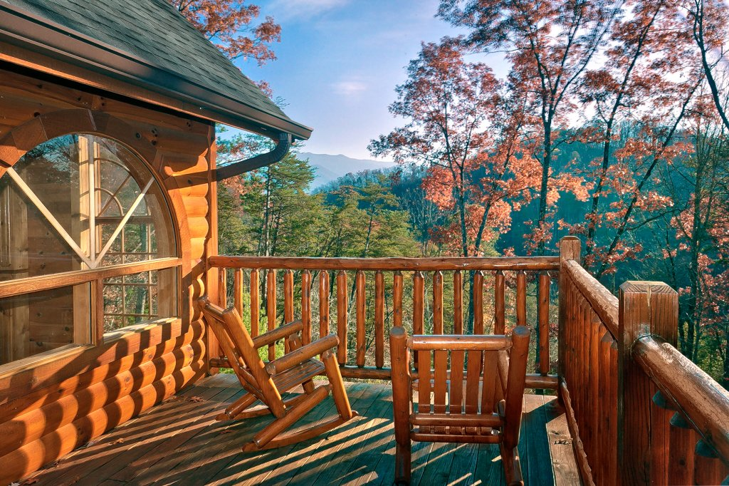 Photo of a Gatlinburg Cabin named Mountain Bliss - This is the sixth photo in the set.
