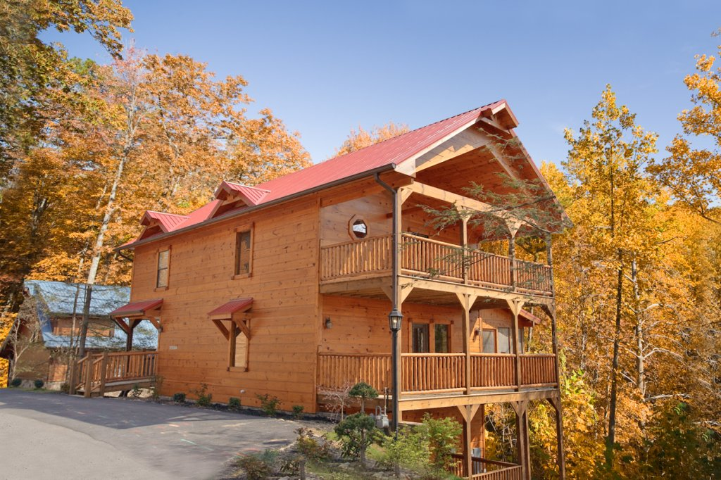 Photo of a Gatlinburg Cabin named Finders Keepers - This is the sixteenth photo in the set.