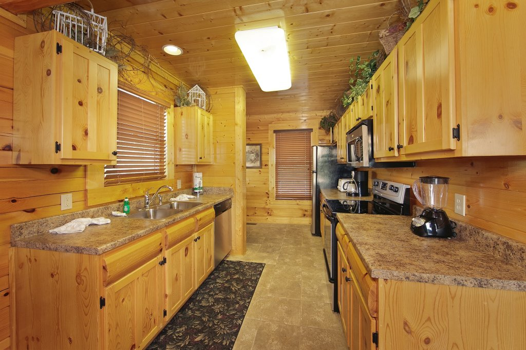 Photo of a Pigeon Forge Cabin named Heavenly Views (#97) - This is the ninth photo in the set.