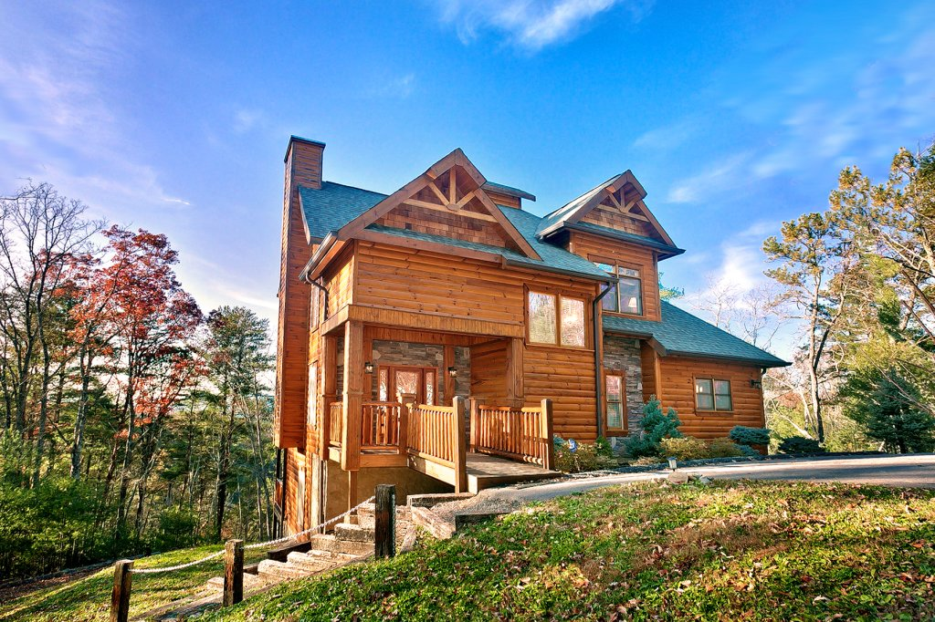 Photo of a Gatlinburg Cabin named Mountain Bliss - This is the twenty-sixth photo in the set.