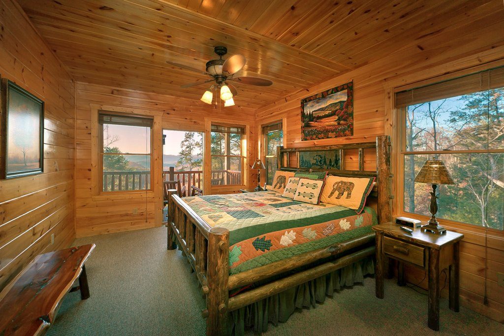 Photo of a Gatlinburg Cabin named Mountain Bliss - This is the twentieth photo in the set.