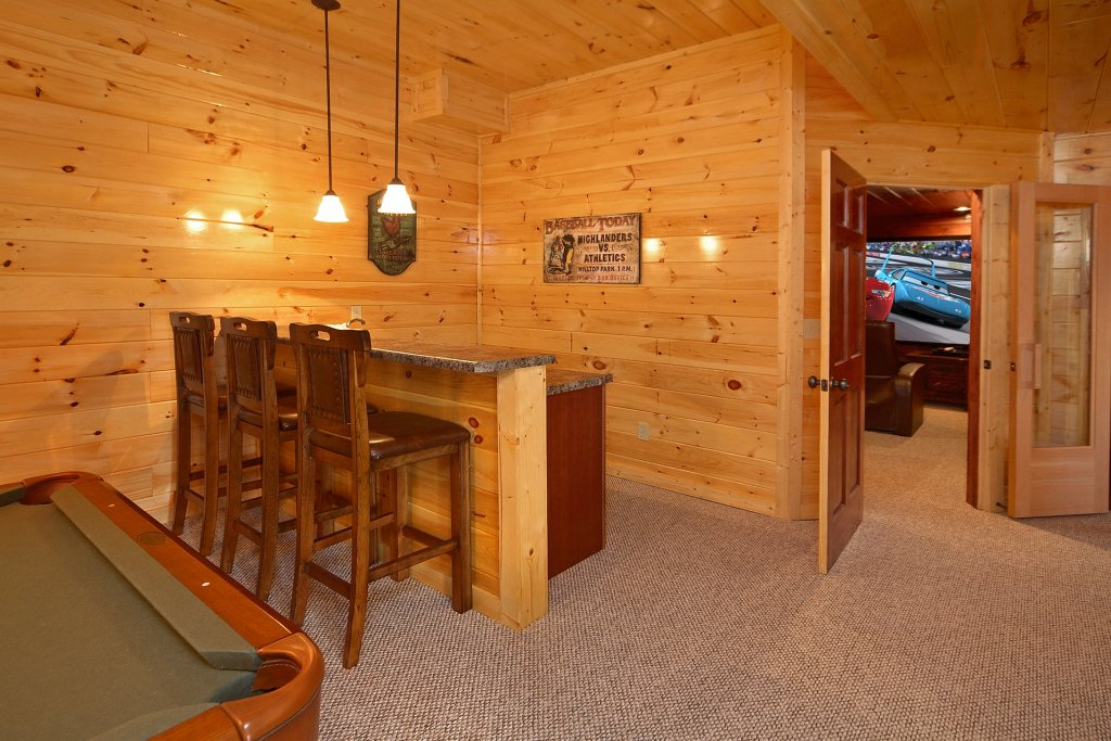 Photo of a Gatlinburg Cabin named Almost Heaven - This is the eighth photo in the set.