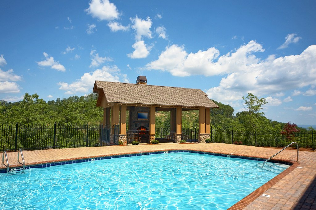 Photo of a Pigeon Forge Cabin named Heavenly Views (#97) - This is the fourteenth photo in the set.