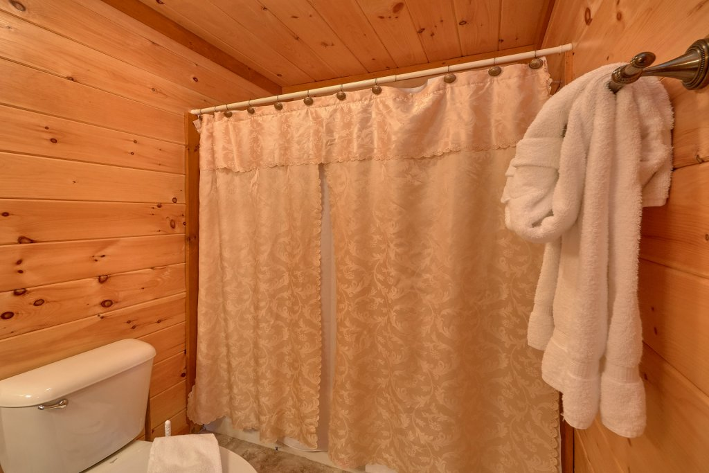 Photo of a Gatlinburg Cabin named Indoor Pool Beauty - This is the fortieth photo in the set.