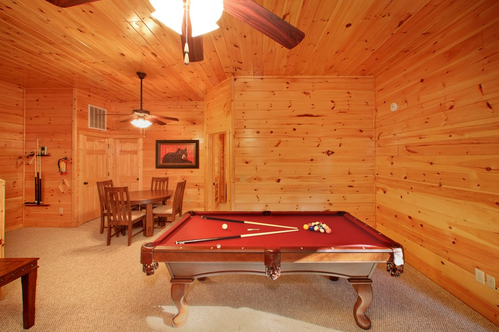 Photo of a Gatlinburg Cabin named Bear Cub Lodge - This is the fourth photo in the set.