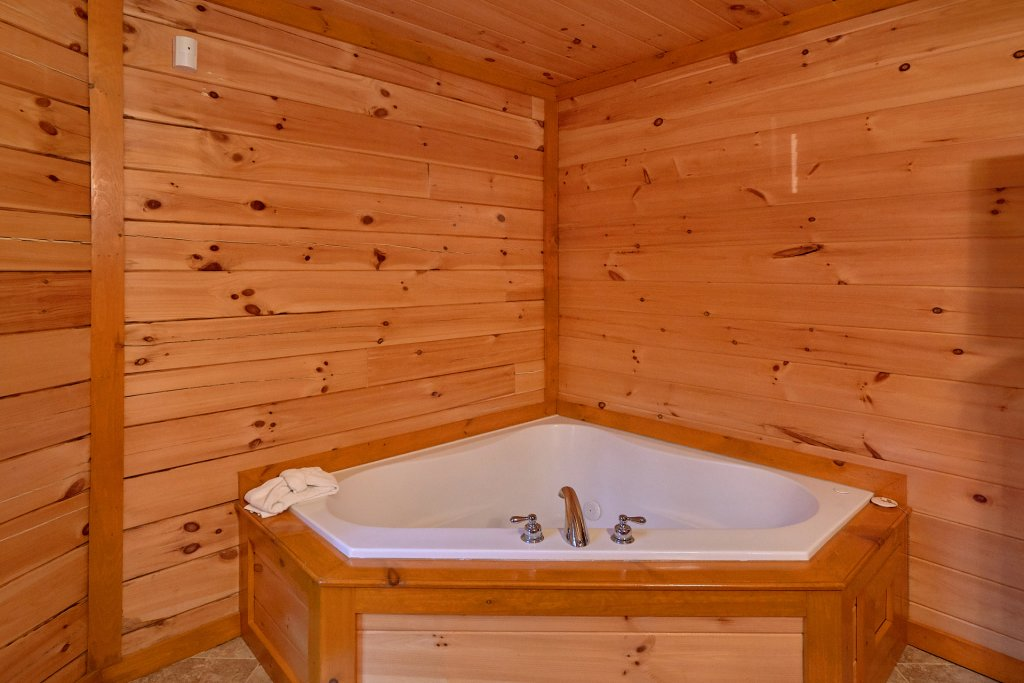 Photo of a Gatlinburg Cabin named Indoor Pool Beauty - This is the thirty-eighth photo in the set.