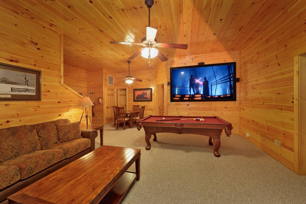 Photo of a Gatlinburg Cabin named Bear Cub Lodge - This is the sixth photo in the set.
