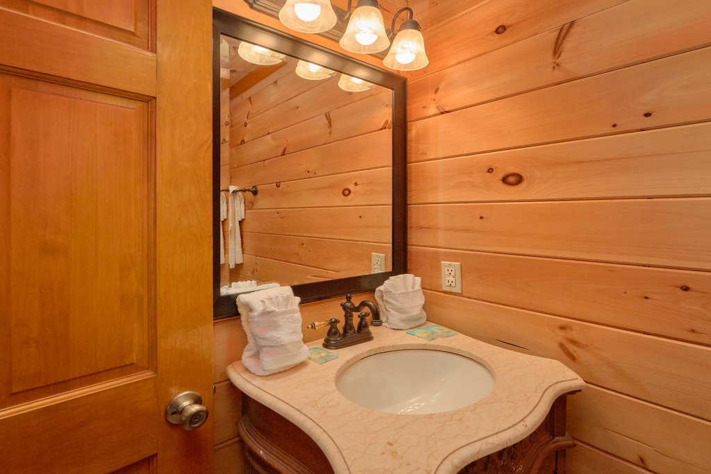 Photo of a Gatlinburg Cabin named Indoor Pool Beauty - This is the forty-fifth photo in the set.