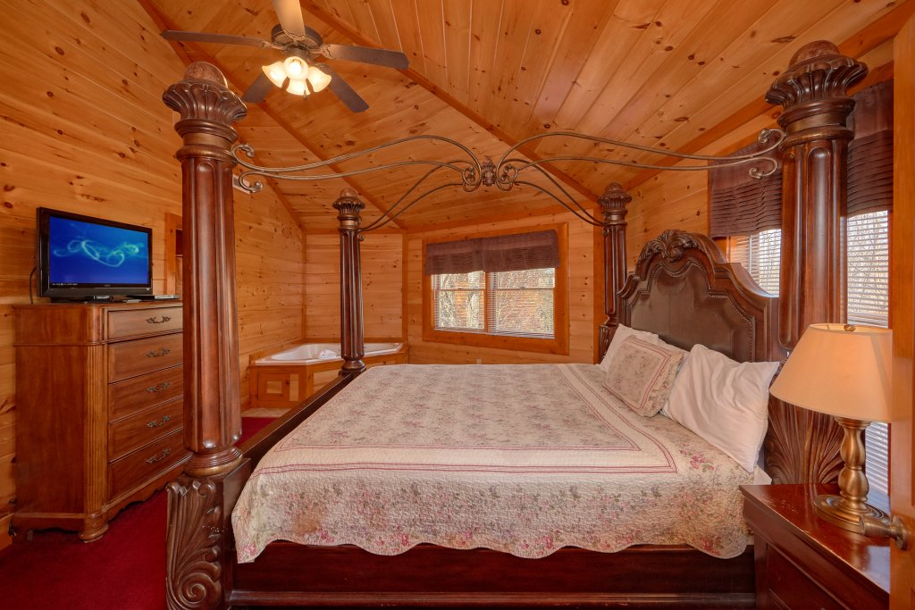 Photo of a Gatlinburg Cabin named Indoor Pool Beauty - This is the thirty-ninth photo in the set.