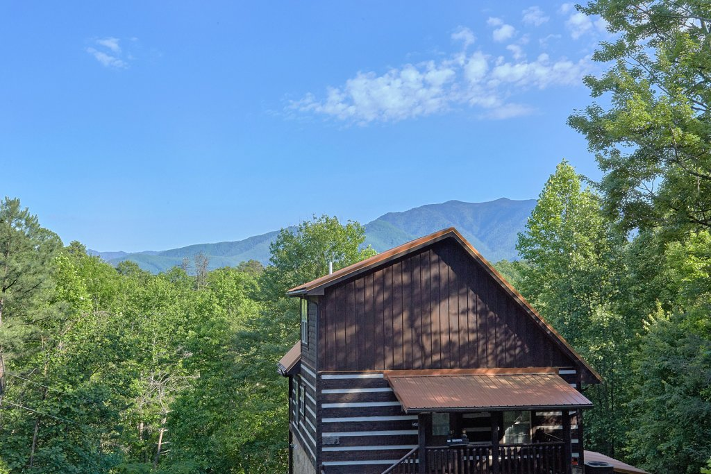 Photo of a Gatlinburg Cabin named Pool Time Paradise - This is the seventeenth photo in the set.