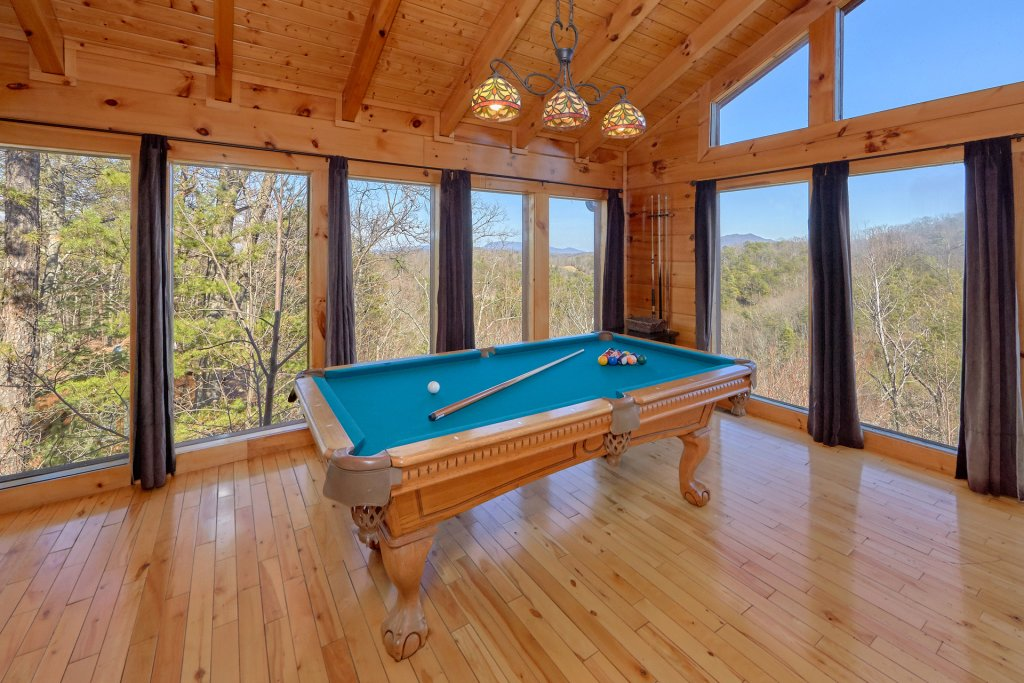 Photo of a Gatlinburg Cabin named Smoky Mountain Serenity - This is the fifth photo in the set.