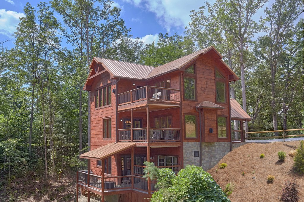 Photo of a Gatlinburg Cabin named Big Sky Lodge - This is the sixty-first photo in the set.