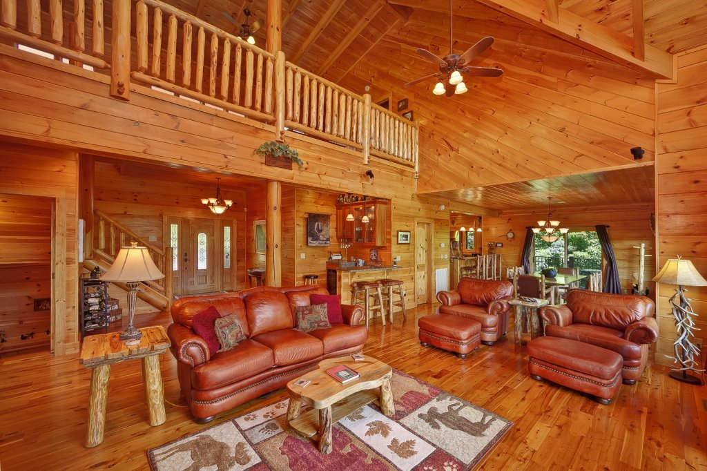 Photo of a Gatlinburg Cabin named Wine Down - This is the fifteenth photo in the set.