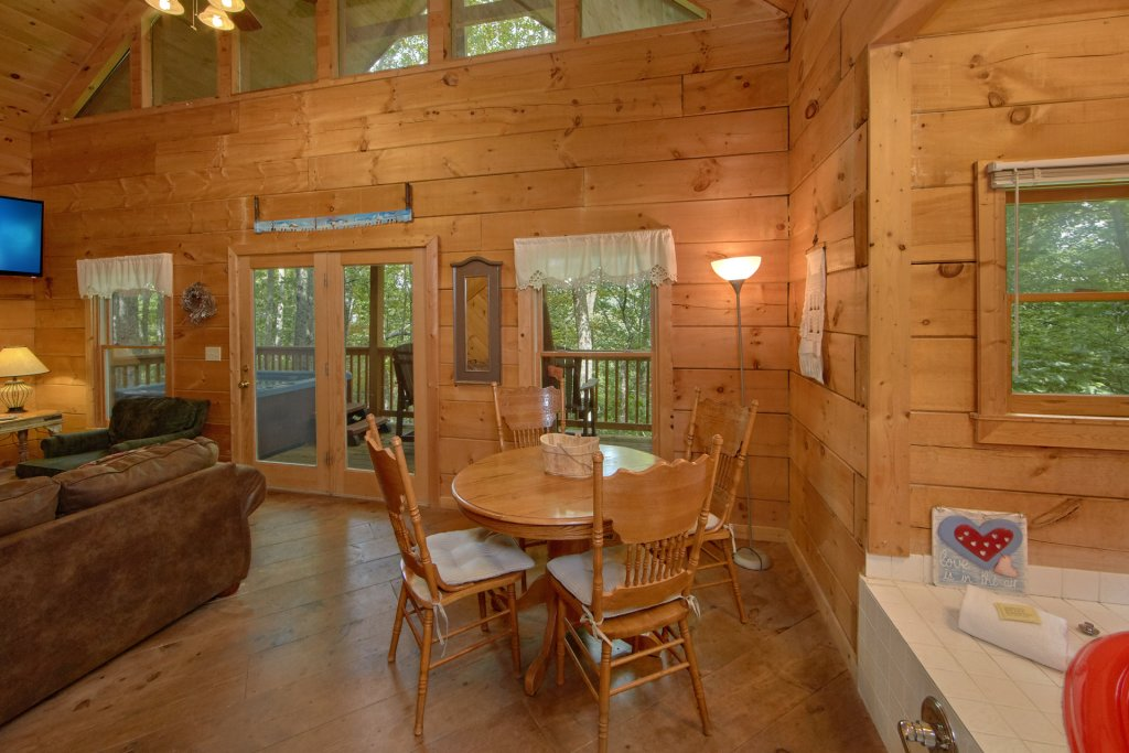 Photo of a Pigeon Forge Cabin named All Tucked Away #114 - This is the fourteenth photo in the set.