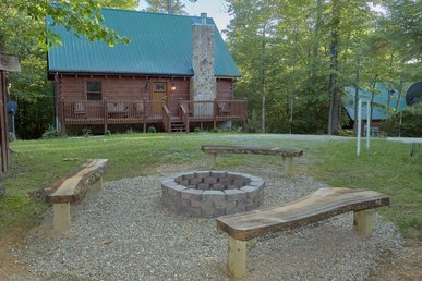 Ultimate Indoor And Outdoor Fun In The Woods!