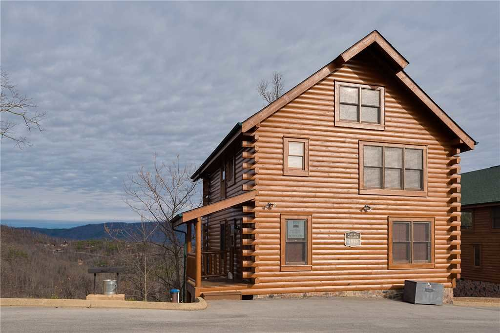Photo of a Sevierville Cabin named Nature's Paradise - This is the twenty-third photo in the set.