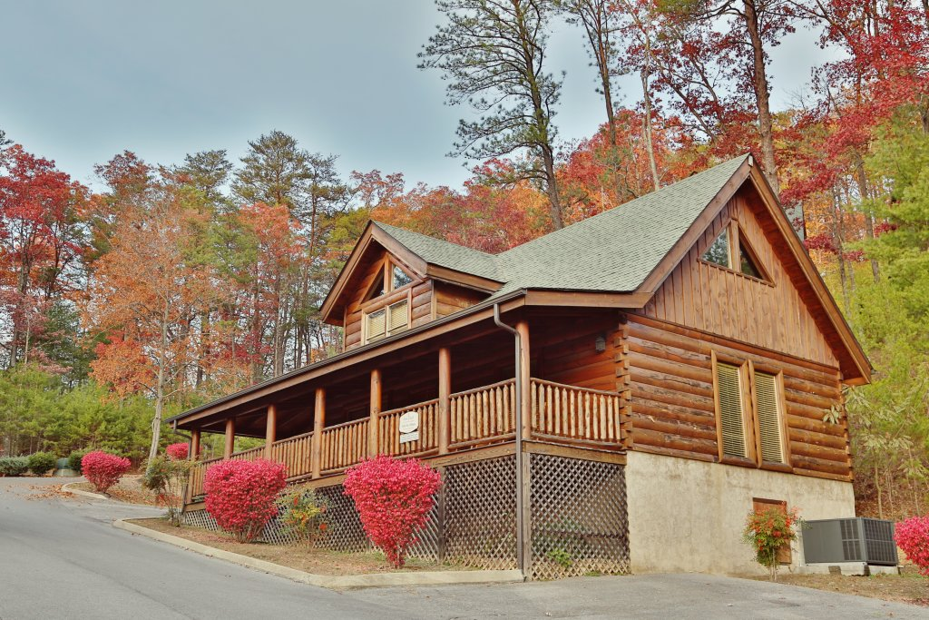 Photo of a Pigeon Forge Cabin named A Little Slice Of Heaven - This is the sixth photo in the set.