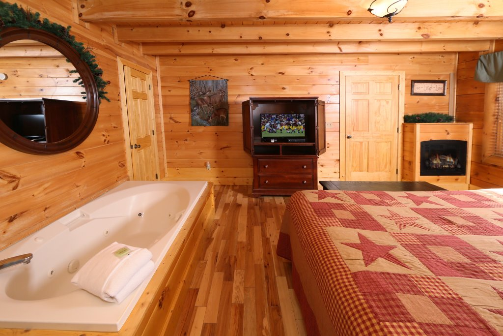 Photo of a Pigeon Forge Cabin named A Little Slice Of Heaven - This is the thirteenth photo in the set.