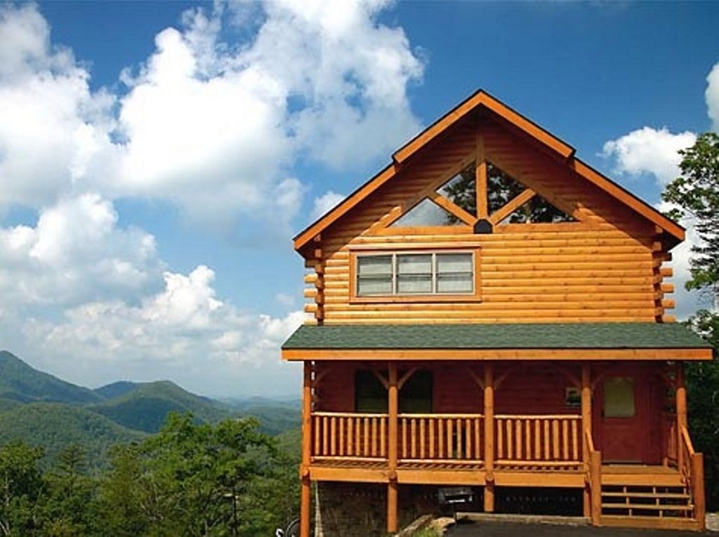 Photo of a Pigeon Forge Cabin named Eagles Nest - This is the first photo in the set.