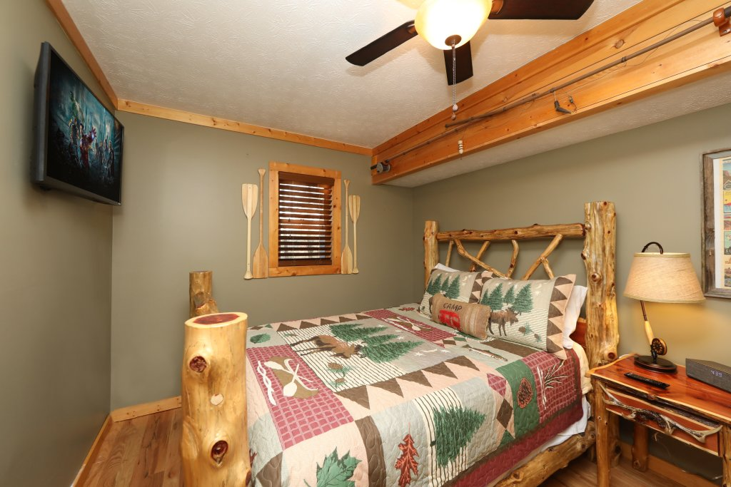Photo of a Pigeon Forge Cabin named A Heavenly View - This is the twenty-second photo in the set.